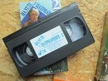 Видеокассеты. Коллекция 100 штук., фото №13