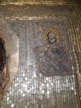 Икона 31*27 . Оклад - бисер, фото №8