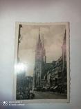 Крайне интересная открытка времен ВОВ. Нюрнберг. 1944 год., фото №2