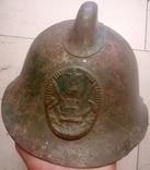 Каска пожарника СССР, фото №3