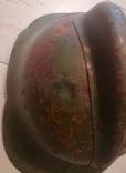Каска пожарника СССР, фото №6