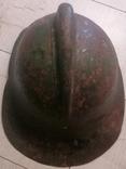 Каска пожарника СССР, фото №2