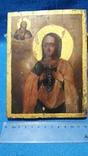 Икона старая Гликерий, фото №2