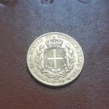 Сардинія20лір лир 1835, фото №6
