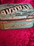 Жестяная коробка Одоль гигиенический порошок для зубов БССР Флорида, фото №4