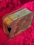 Жестяная коробка Одоль гигиенический порошок для зубов БССР Флорида, фото №10