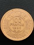 100 франков 1932. Тунис., фото №8