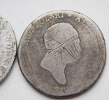 2 шт. по 2 злотых 1816 и 1820, фото №4