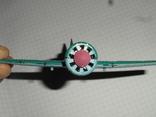 Самолёт И-16.металл.СССР, фото №5