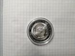 Монтсеррат - 2 доллара EC8 Изумрудный остров - 1 унция серебра, фото №4