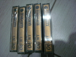 Аудиокассеты запечатанные, фото №4