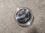 Токелау - 5 новозеландских долларов Vivat Humanitas 2020-1 унция серебра, фото №4