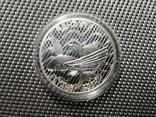 Токелау - 5 новозеландских долларов Flying Fish (Hahave) 2020-1 унция серебра, фото №7