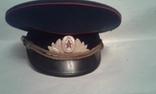 Офицерская-фуражка, фото №2