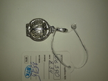 Подвеска ладанка серебро, фото №2
