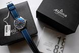 Часы мужские Alpina Startimer Pilot - Швейцария, новые, фото №7