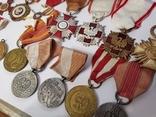 Набор из 14 наград Польша, фото №9