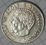 Швеция 1 крона 1973, фото №3