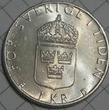 Швеция 1 крона 1990, фото №3