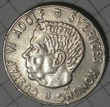 Швеция 1 крона 1970, фото №3