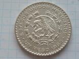 1 песо, Мексика, 1962г., фото №3