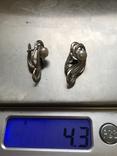 Сережки женские, фото №8