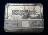 3 рейх. RRR-Сигаретная коробка H N Африканский корпус., фото №4