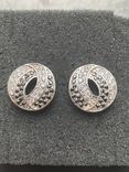 Сережки женские, фото №3