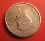 Данія 1/5 скілінга 1842, фото №5