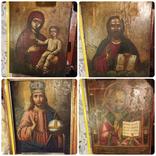 4 больших иконы, фото №2