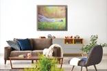 Картина, Насолода Весни, 50х60 см. Живопис на полотні, фото №3