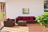 Картина, Насолода Весни, 50х60 см. Живопис на полотні, фото №4