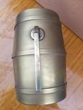 Боченок с краном для вина СССР Запорожье, фото №5