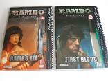 RAMBO dvd trilogy Box Set, фото №11