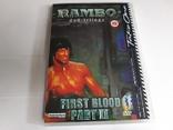 RAMBO dvd trilogy Box Set, фото №12