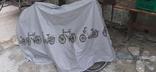 Накидка на велосипед, фото №3