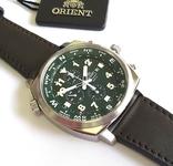 Orient FTT17004F0. Хронограф с компасом. Новые., фото №4
