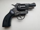 Револьвер стартовый Olimpic 6 Italy, фото №2
