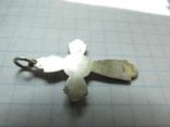 Крестик нательный, фото №5