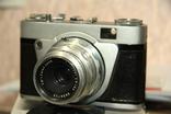 Фотокамера ALTIX N(Tessar 2.8/50), фото №2