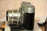 Фотокамера ALTIX N(Tessar 2.8/50), фото №4