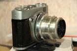 Фотокамера ALTIX N(Tessar 2.8/50), фото №6