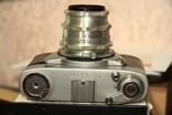 Фотокамера ALTIX N(Tessar 2.8/50), фото №7