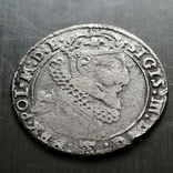 Шестак, 1625 року Сигизмунд - III, Серебра(Аg)3.26 грамма, фото №5