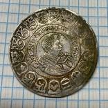 Талер Иоанна Георга 1614 года, Саксония( повторно в связи с не выкупом), фото №2