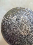 Талер Иоанна Георга 1614 года, Саксония( повторно в связи с не выкупом), фото №6