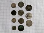 Трояк Рига и набор монет  , фото №13