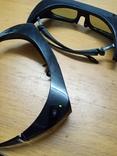 Активные 3D очки . 2 штуки. Samsung TDG BR-250, фото №4