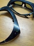 Активные 3D очки . 2 штуки. Samsung TDG BR-250, фото №5