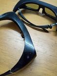 Активные 3D очки . 2 штуки. Samsung TDG BR-250, фото №6